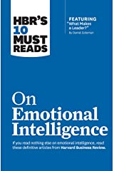 "HBR's 10 Must Reads on Emotional Intelligence (with featured article """"What Makes a Leader?"""" by Daniel Goleman) Paperback"