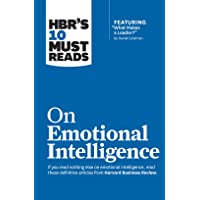 """HBR's 10 Must Reads on Emotional Intelligence (with featured article """"What Makes a Leader?"""" by Daniel Goleman)(HBR's 10…"""