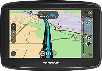 TomTom Start 42 Navigationsgerät (10,9 cm (4,3 Zoll) Display, Lebenslang Karten-Updates, Fahrspurassistent, Karten von 45 Ländern Europas)