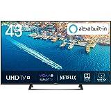 "Hisense H43BE7200 Smart TV LED Ultra HD 4K 43"", HDR10, Dolby DTS, Single Stand Slim Design, Tuner DVB-T2/S2 HEVC Main10…"