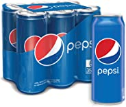 Pepsi, Carbonated Soft Drink, Cans, 6 x 355 ml