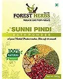 Forest Herbs Sunnipindi Bath Powder Ubtan Pack - Skin Lightening & Tan Removal - Ancient Ayurvedic Healing - Enriched…