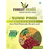 The Forest Herbs Sunnipindi Bath Powder Ubtan Pack - Skin Lightening & Tan Removal - Ancient Ayurvedic Healing - Enriched wit