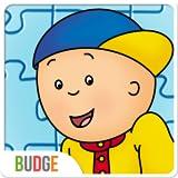 Caillous Puzzlehaus - pädagogisch wertvolles Puzzlespiel für Kinder im Vorschul- und Kindergartenalter
