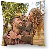 Cuscino Personalizzato con Foto 45x45 Regalo per San Valentino, Compleanno, Festa della Mamma Foto Full Print [081]