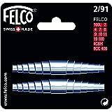 Felco Reserveveren voor snoeischaar, 2 stuks voor 2,4,7,8,9,10,11, meerkleurig