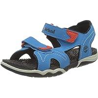 Timberland Unisex Kid's Adventure Seeker 2 Strap (Youth) Open Toe Sandals