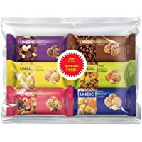 Unibic Assorted Cookies, 450g (Pack of 6 x 75 g), Mix and Match, Perfect Combination for Your Day, Daily Delicious…