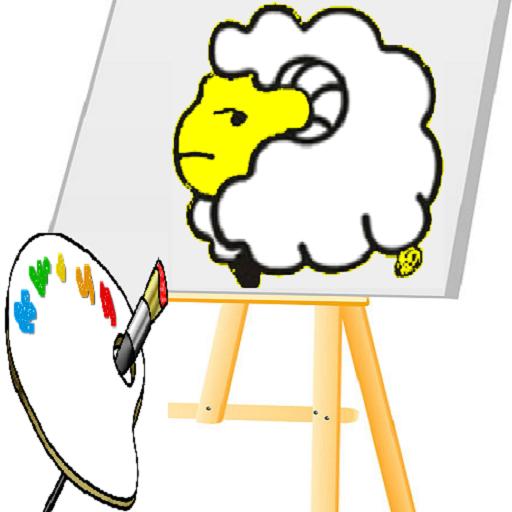 Ich liebe Tiere zu zeichnen
