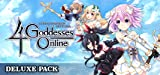 Cyberdimension Neptunia: 4 Goddesses Online - Deluxe Pack [PC Code - Steam]