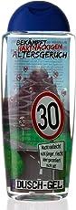 Lustapotheke® Duschgel gegen Altersgeruch zum 30. Geburtstag