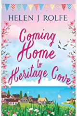 Coming Home to Heritage Cove: A delightfully romantic summer read Kindle Edition
