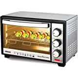 Inalsa MasterChef 24RSS OTG-1600W with Motorised Rotisserie & Temperature Selection|6 Stage Heat Selection |Stainless…