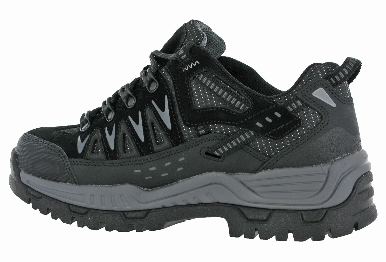 Northwest Waterproof Hiking Shoes Walking Piers Low Cut Trainers 3