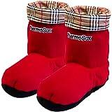 Thermo Sox Original Supersoft Hoch Hausschuhe für Ofen & Mikrowelle