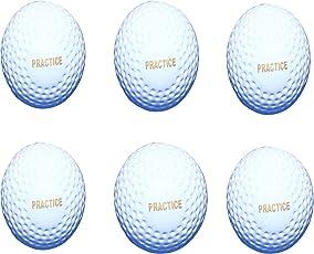 Aadix Match Hockey Ball (Pack of 6)