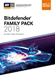 Bitdefender Family Pack 2018 - 1 an - Appareils Illimités (PC/MAC/Android/iOS) - Téléchargement) [Code Jeu ]