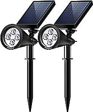 Mpow Solar Gartenleuchte