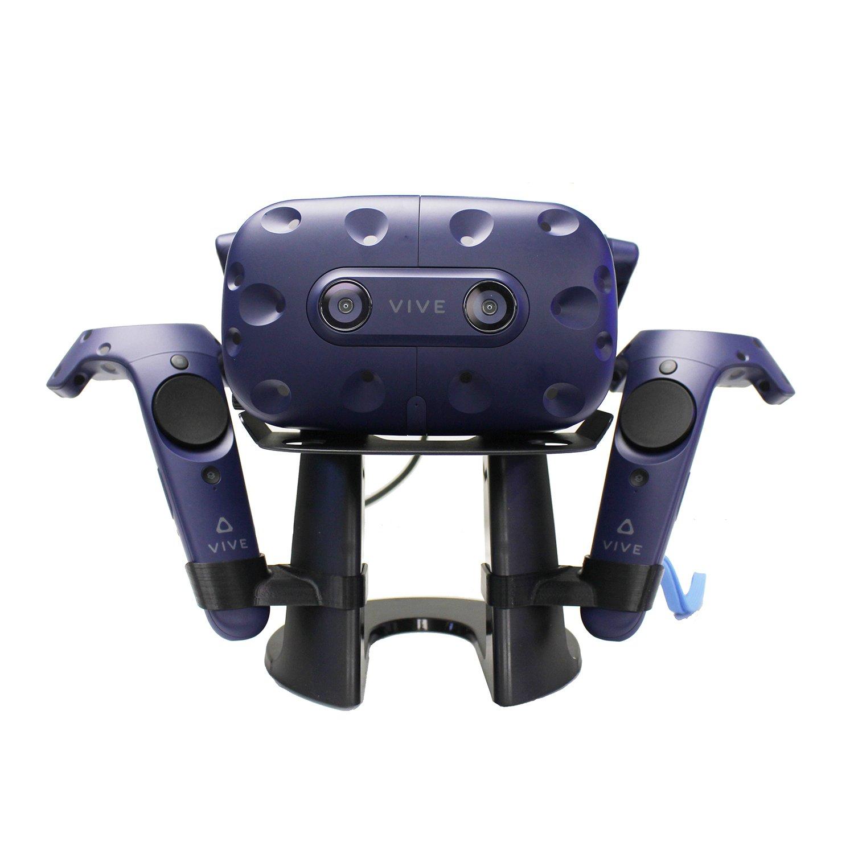 AMVR VR Stand / Station, Support D'affichage De Casque VR Pour Placer Le Casque HTC Vive ou Pro Avec Des Contrôleurs