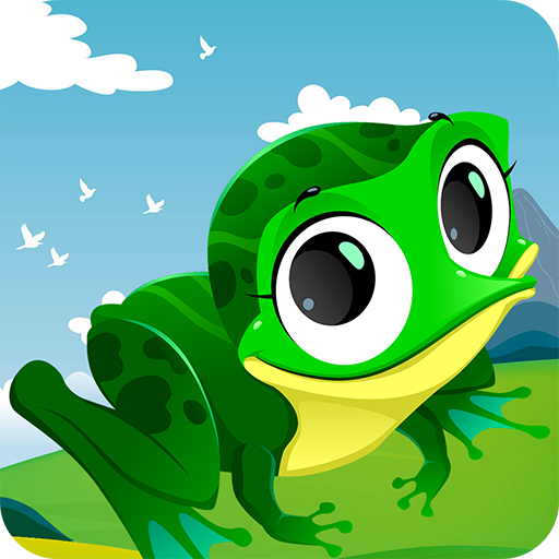 The Adventures Of Frog -