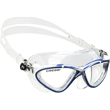 7beb18dd86 Cressi Skylight or Planet Premium Anti Fog Adult Swim Goggles Mask - 100%  Anti UV