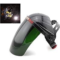 Casque de soudage, Soudage fin Protection Visage Protection de la tête masque de protection UV pour machine de soudage…