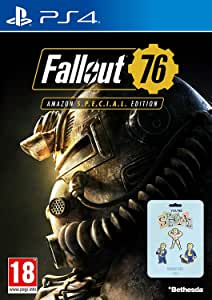 Fallout 76 - S.*.*.C.*.*.L. Edition [Esclusiva Amazon EU] - PlayStation 4