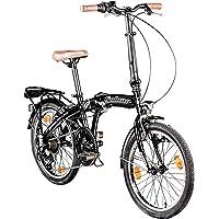 Galano 20 Zoll Parklane Klapprad Faltrad Klappfahrrad Urban Bike