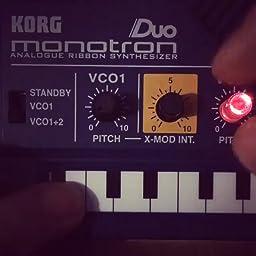 Korg Monotron Delay - Sintetizadores