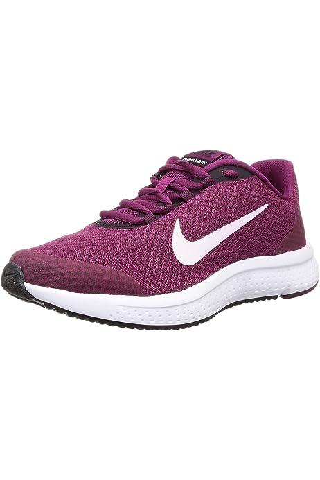 Nike Wmns Runallday, Zapatillas de Trail Running para Mujer, Multicolor (Half Blue/Black-White 401), 43 EU: Amazon.es: Zapatos y complementos