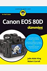 Canon EOS 80D For Dummies (For Dummies (Lifestyle)) Paperback