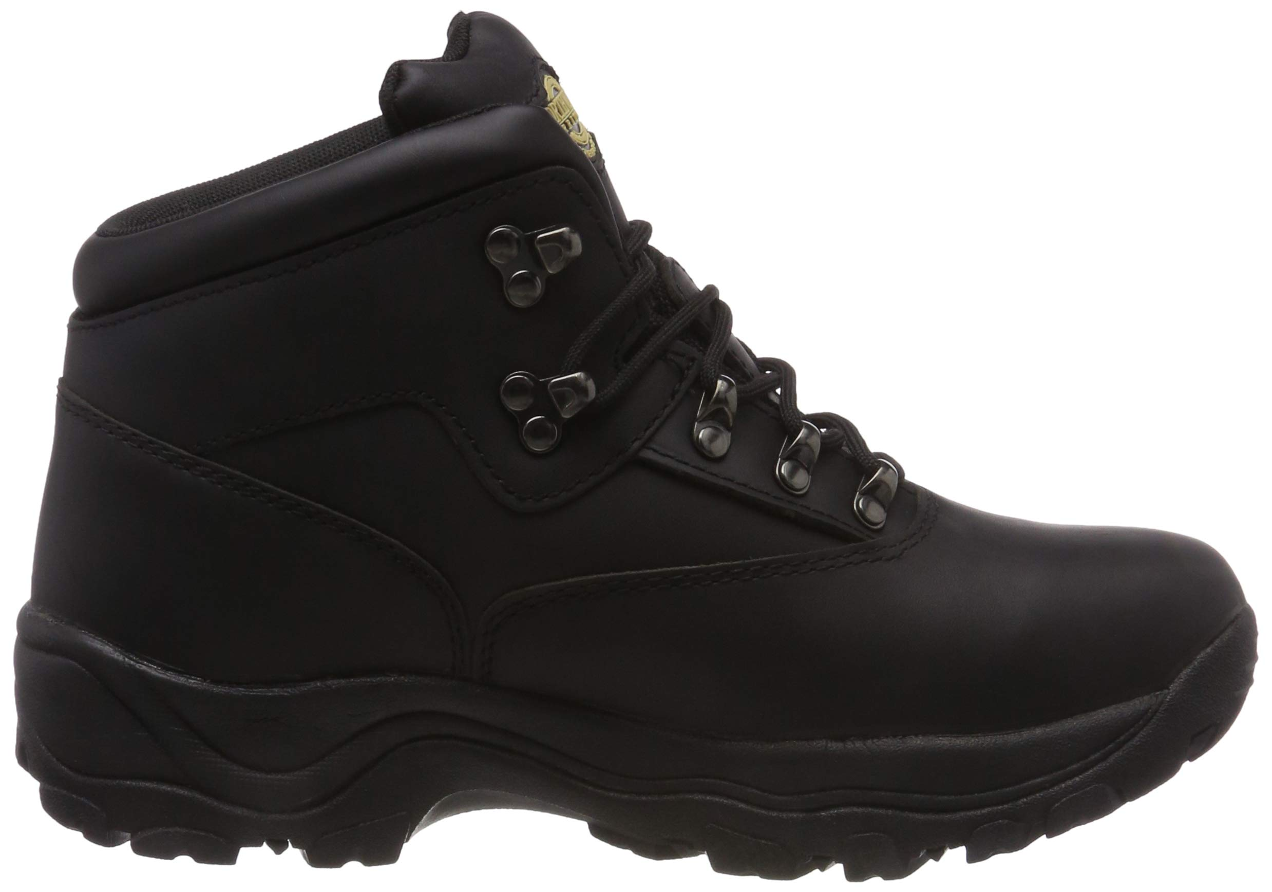 Northwest Men Hiking Walking Trail Boots Leather Waterproof Ankle High Rise Shoe 6