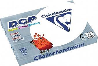 Clairefontaine 1844 - DCP Kopierpapier A4 weiß 250 Blatt 120 gram