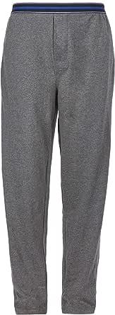 Style It Up Mens Lounge Pants Pyjama Pjs Bottom Jersey Cotton Rich Plain Nightwear Soft Warm EXCHAIN Store S-3XL with Pockets