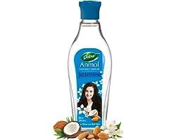 Dabur Anmol Jasmine Coconut Hair Oil-450ml