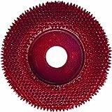 PROXXON 29050 Raspschijf met metalen naalden voor langhalshoekslijper LWS LHW