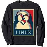 Original Linux Gift Vintage Geek UNIX funny Shirt Sweatshirt