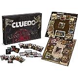 Winning Moves Game of Thrones Cluedo Mystisches Brettspiel - Englisch Version