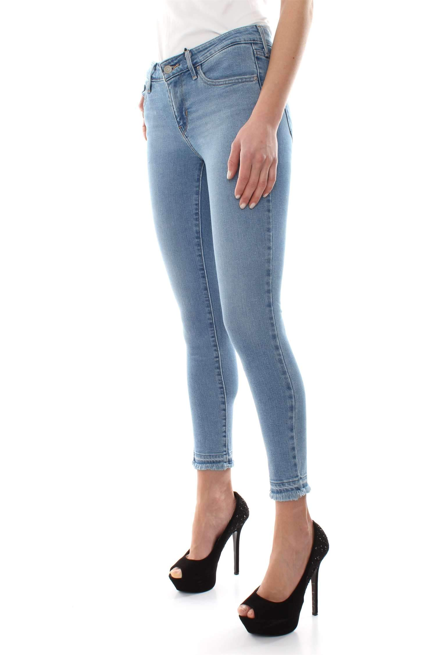 Levi's Levis 19558 711 Skinni Ankle Vaqueros Mujer nd 26