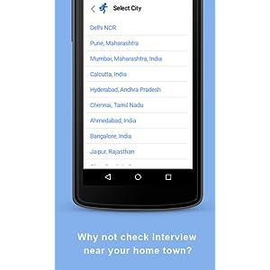 Walkin - Job Alert & Govt jobs: Amazon co uk: Appstore for Android