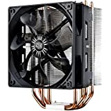 Cooler Master Hyper 212 EVO CPU Cooling System - Proven Performance - 4 Continuous Direct Contact Heat Pipes, 120mm PWM…