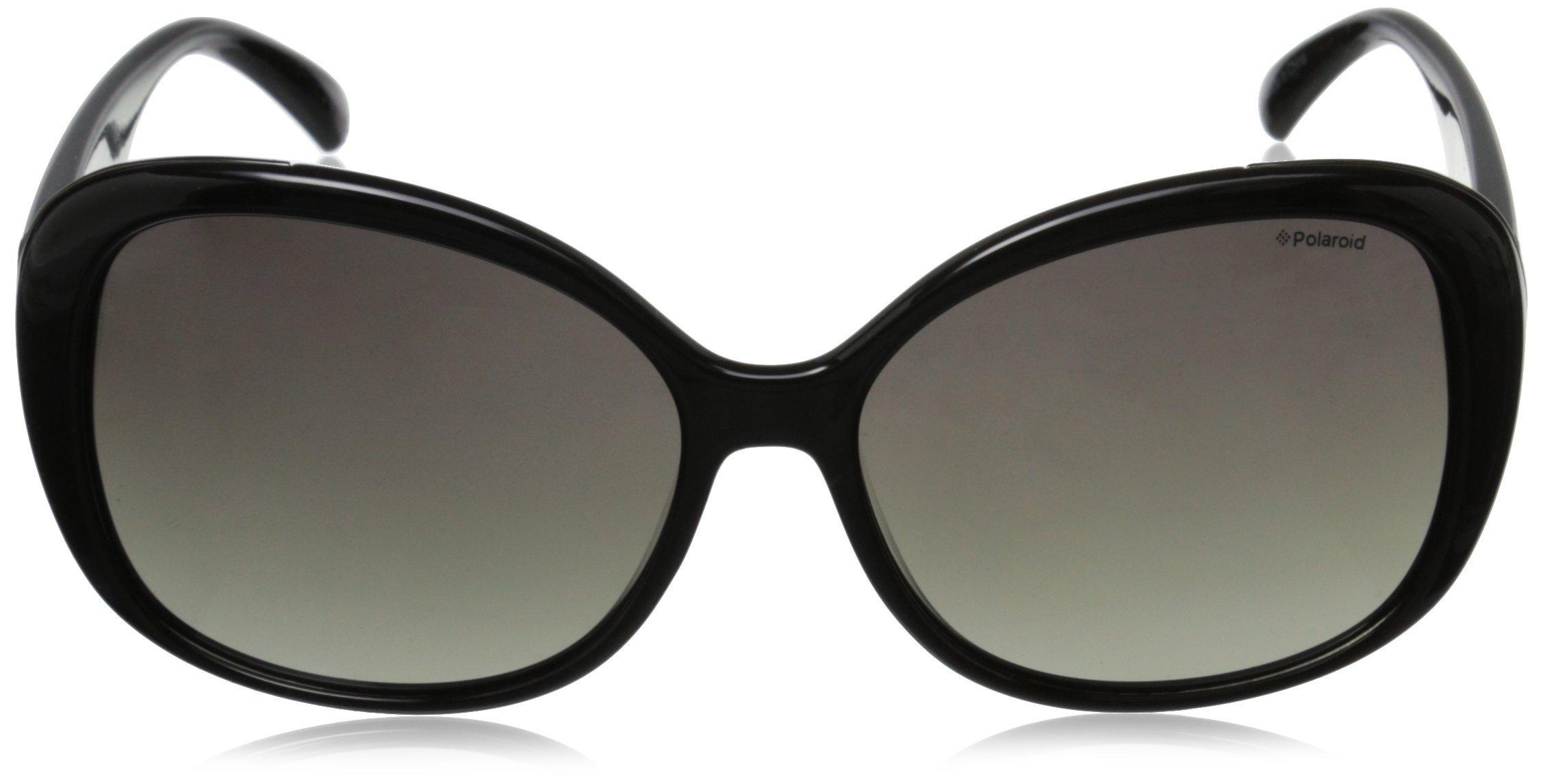 e833514fb582 Polaroid Sunglasses Women s Pld4023s Polarized Oval Sunglasses ...