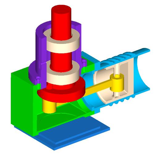 Free CAD 3D Modeling - Wuweido - 3d-software Rhino