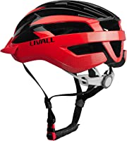 Livall MT1 Smart Bike Helmet,Wireless Turn Signals remote Tail Lights,Bluetooth Speakers,Build-in mic,Music&Call,Walkie-talkie, SOS Alert, CPSC&EN1078 Certified Cycling Mountain Bluetooth Helmet