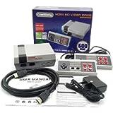 Familiari Mini Di Gioco Edition Classic Console doppio controller - con 600 Giochi HDMI-Esportazione