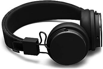 Urbanears - Plattan II Faltbare Kopfhörer - Schwarz