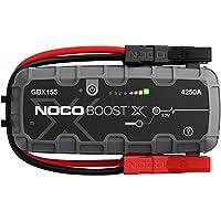 NOCO Boost X GBX155 4250A 12V UltraSafe Lithium Booster Batterie Voiture, Chargeur Power Bank USB-C et Câbles de…