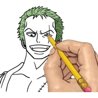 How to Draw: One Piece Anime Manga Characters