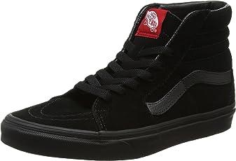 Vans Unisex-Erwachsene Sk8-hi Classic Suede/Canvas Sneaker