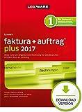 Lexware faktura+auftrag plus 2017 Download Jahresversion (365-Tage) [Download]